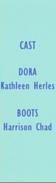 Dora the Explorer Episode 31 2002 Credits 1
