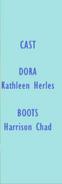 Dora the Explorer Episode 52 2003 Credits 1