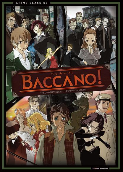Baccano! (2009)