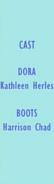 Dora the Explorer Episode 46 2003 Credits 1