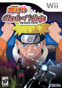 Naruto Clash of Ninja Revolution 2007 Game Cover.PNG
