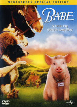 Babe 1995 DVD Cover.png