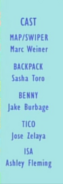 Dora the Explorer Episode 29 2002 Credits 3