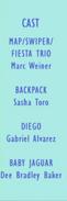 Dora the Explorer Episode 92 2006 Credits 2