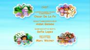 Dora the Explorer Episode 148 2013 Credits 2