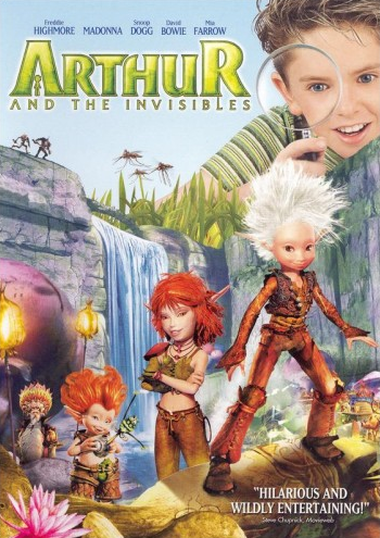 Arthur And The Invisibles 2006 English Voice Over Wikia Fandom