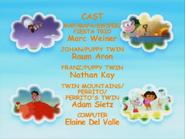 Dora the Explorer Episode 102 2008 Credits 2