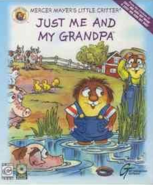 Mercer Mayer's Little Critter Just Me and My Grandpa 1998 Game Cover