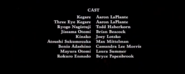 Twin Star Exorcists Episode 6 2018 Credits