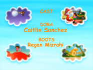 Dora the Explorer Episode 101 2008 Credits 1