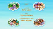 Dora the Explorer Episode 153 2013 Credits 3