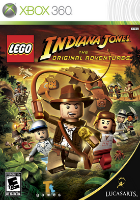 Lego Indiana Jones: The Original Adventures (2008)