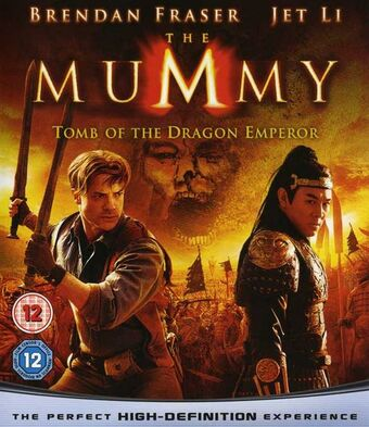 The Mummy Tomb Of The Dragon Emperor 2008 English Voice Over Wikia Fandom