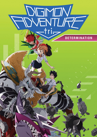 Digimon Adventure tri.: Determination (2017)