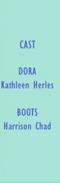 Dora the Explorer Episode 96 2007 Credits 1