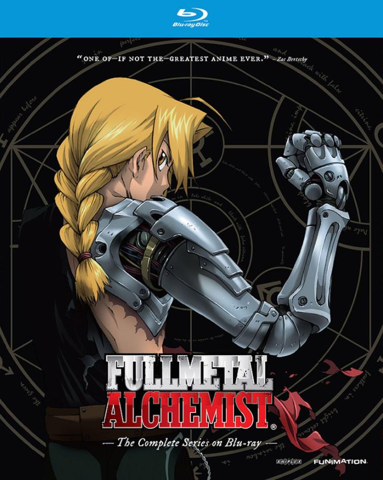 Fullmetal Alchemist (2004)