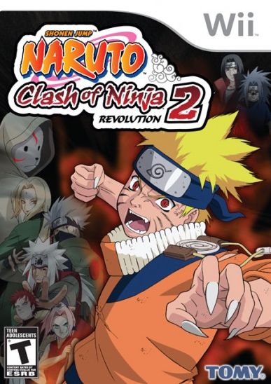 Naruto: Clash of Ninja Revolution 2 (2008)