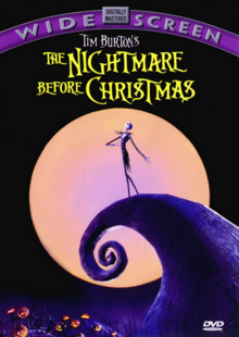 Tim Burton's The Nightmare Before Christmas 1993 DVD Cover.PNG