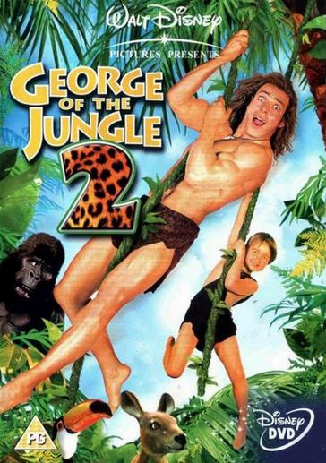 Disney's George of the Jungle 2 (2003)