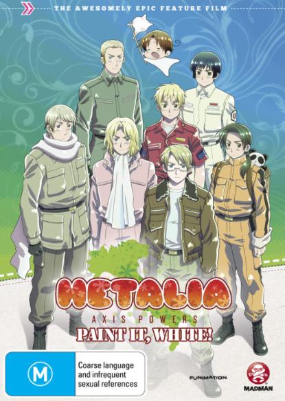 Hetalia Axis Powers: Paint it, White! (2011)
