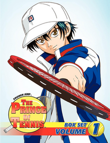 The Prince of Tennis 2007 DVD Cover.PNG