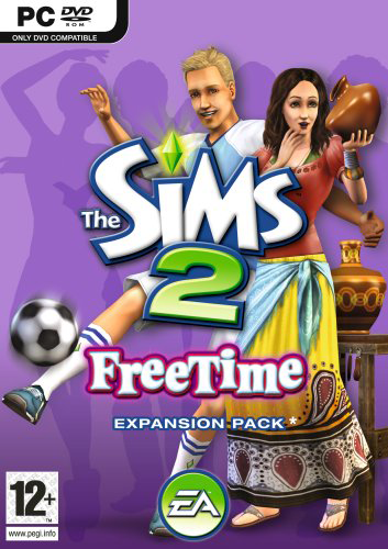 The Sims 2: FreeTime (2008)
