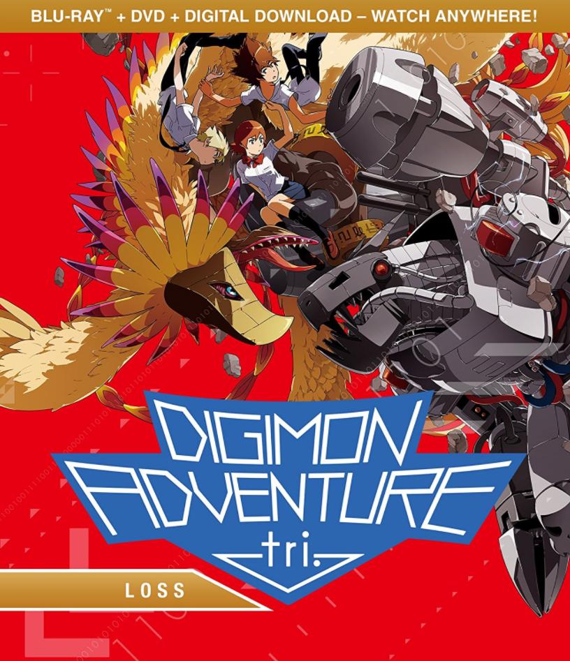 Digimon Adventure tri.: Loss (2018)