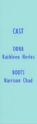 Dora the Explorer Episode 16 2000 Credits 1