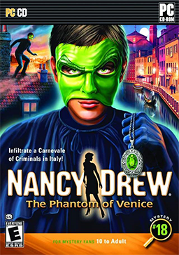 Nancy Drew: The Phantom of Venice (2008)
