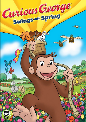 Curious George: Swings into Spring (2013)