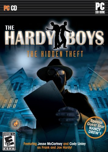 The Hardy Boys: The Hidden Theft (2008)