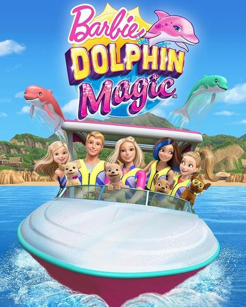 Barbie: Dolphin Magic (2017)