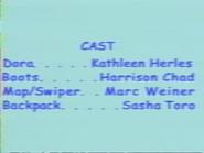 Dora the Explorer Episode 4 2000 Credits 1