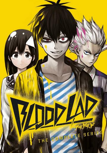 Blood Lad (2014)