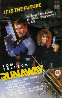 Runaway 1984 Poster.png