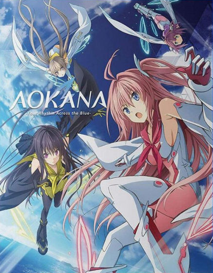 AOKANA: Four Rhythm Across the Blue (2018)