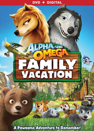 Alpha and Omega: Family Vacation (2015)