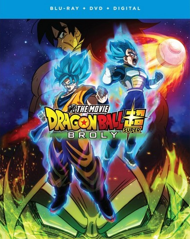 Dragon Ball Super The Movie: Broly (2018)