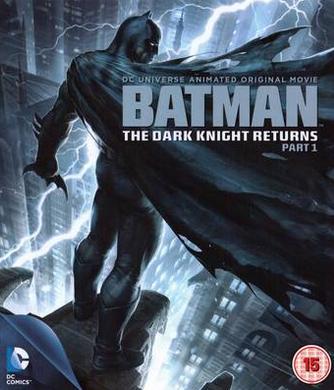 Batman: The Dark Knight Returns Part 1 (2012)