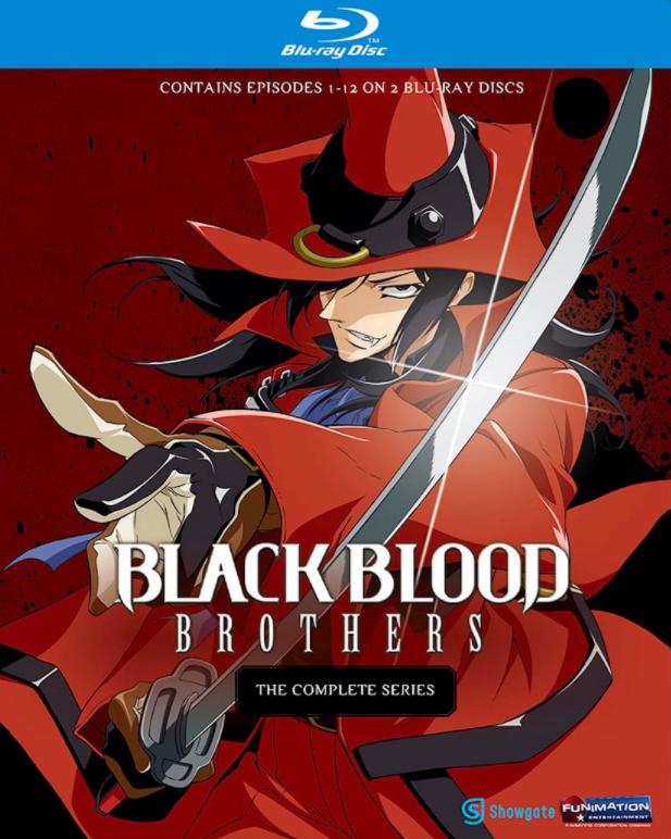 Black Blood Brothers (2008)