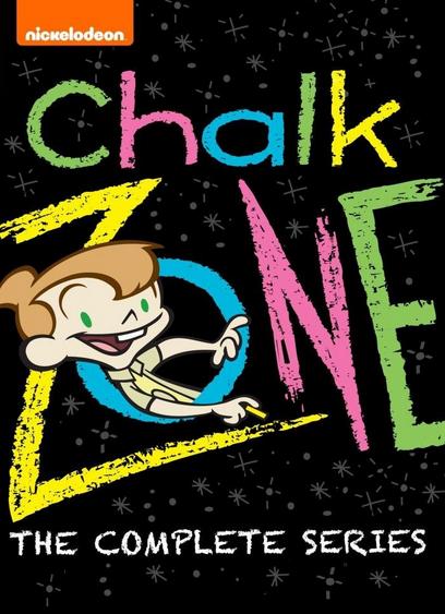 ChalkZone: The Big Blow Up (2004)