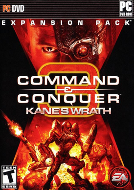Command & Conquer 3: Kane's Wrath (2008)