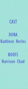 Dora the Explorer Episode 82 2005 Credits 1