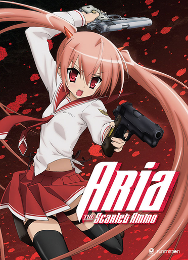 Aria the Scarlet Ammo (2012)