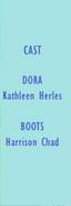 Dora the Explorer Episode 62 2003 Credits 1
