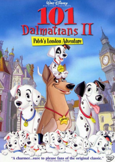 101 Dalmatians II Patch's London Adventure 2003 DVD Cover.png