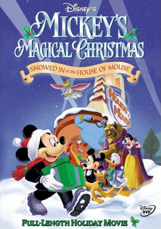 Disney's Mickey's Magical Christmas: Snowed in at the House of Mouse (2001)