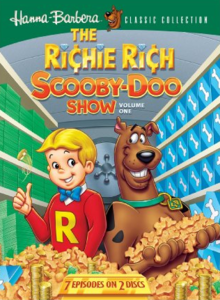 The Richie Rich Scooby-Doo Show 1980 DVD Cover.PNG