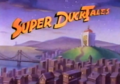 Disney's DuckTales Super DuckTales 1989 Title Card