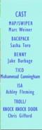 Dora the Explorer Episode 26 2001 Credits 2